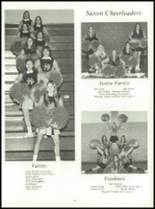 1972 Hastings High School Yearbook Page 88 & 89