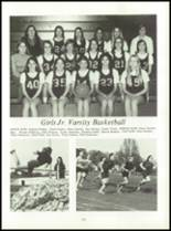 1972 Hastings High School Yearbook Page 124 & 125