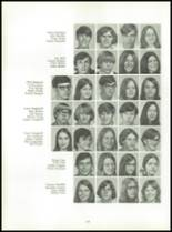 1972 Hastings High School Yearbook Page 128 & 129