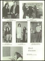1972 Hastings High School Yearbook Page 152 & 153