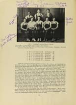 1932 Cambridge Latin High School Yearbook Page 142 & 143