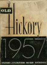 1957 Yearbook Miami Jackson High School