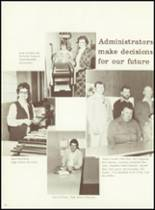 1976 West Bend High School Yearbook Page 18 & 19