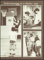 1976 West Bend High School Yearbook Page 22 & 23