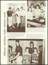 1976 West Bend High School Yearbook Page 36 & 37