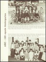 1976 West Bend High School Yearbook Page 54 & 55