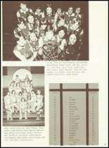 1976 West Bend High School Yearbook Page 70 & 71