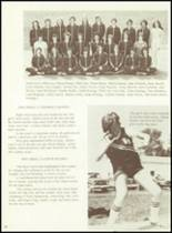 1976 West Bend High School Yearbook Page 74 & 75