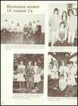 1976 West Bend High School Yearbook Page 82 & 83
