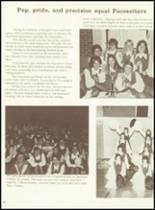 1976 West Bend High School Yearbook Page 86 & 87