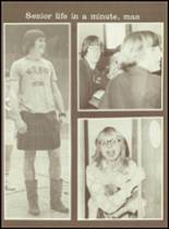 1976 West Bend High School Yearbook Page 100 & 101