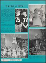 1991 Clyde High School Yearbook Page 10 & 11