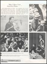 1991 Clyde High School Yearbook Page 16 & 17
