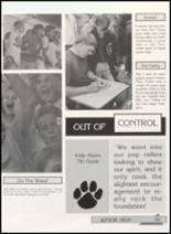 1991 Clyde High School Yearbook Page 22 & 23