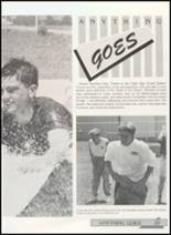1991 Clyde High School Yearbook Page 26 & 27