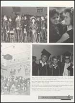 1991 Clyde High School Yearbook Page 28 & 29