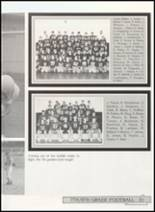 1991 Clyde High School Yearbook Page 34 & 35