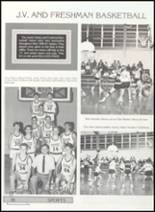 1991 Clyde High School Yearbook Page 40 & 41