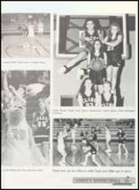 1991 Clyde High School Yearbook Page 42 & 43