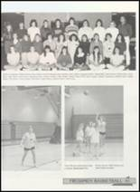 1991 Clyde High School Yearbook Page 44 & 45