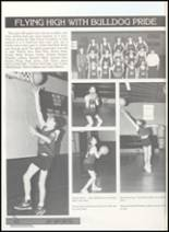 1991 Clyde High School Yearbook Page 46 & 47