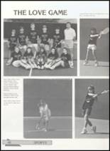 1991 Clyde High School Yearbook Page 50 & 51