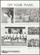 1991 Clyde High School Yearbook Page 52 & 53