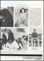 1991 Clyde High School Yearbook Page 68 & 69