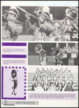 1991 Clyde High School Yearbook Page 70 & 71