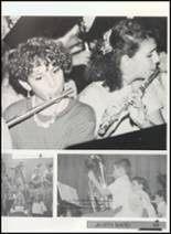 1991 Clyde High School Yearbook Page 72 & 73