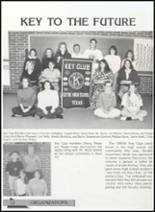 1991 Clyde High School Yearbook Page 76 & 77