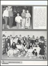 1991 Clyde High School Yearbook Page 80 & 81