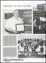 1991 Clyde High School Yearbook Page 84 & 85