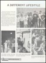 1991 Clyde High School Yearbook Page 86 & 87