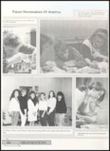 1991 Clyde High School Yearbook Page 88 & 89