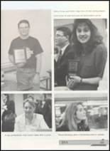 1991 Clyde High School Yearbook Page 92 & 93