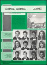 1991 Clyde High School Yearbook Page 106 & 107