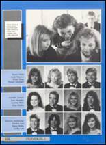 1991 Clyde High School Yearbook Page 108 & 109
