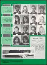 1991 Clyde High School Yearbook Page 110 & 111