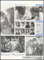 1991 Clyde High School Yearbook Page 112 & 113