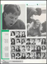 1991 Clyde High School Yearbook Page 114 & 115