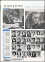 1991 Clyde High School Yearbook Page 116 & 117
