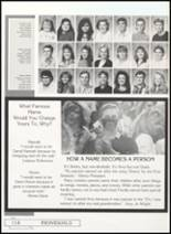 1991 Clyde High School Yearbook Page 118 & 119