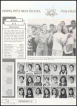 1991 Clyde High School Yearbook Page 120 & 121