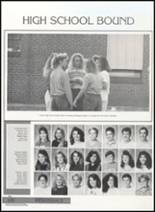 1991 Clyde High School Yearbook Page 124 & 125