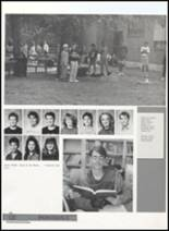 1991 Clyde High School Yearbook Page 126 & 127
