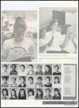 1991 Clyde High School Yearbook Page 128 & 129