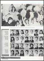 1991 Clyde High School Yearbook Page 130 & 131