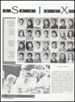 1991 Clyde High School Yearbook Page 132 & 133