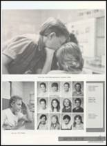 1991 Clyde High School Yearbook Page 134 & 135